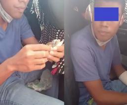 Hombre es arrestado tras fingir un asalto en la CDMX, quería cobrar el seguro
