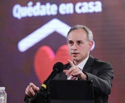 Tras negarlo, Secretaría de Salud revela que Hugo López-Gatell está hospitalizado por Covid