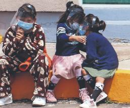 Pandemia ha dejado ansiedad y depresión a los menores de edad, en México