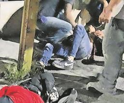 Atacan a tiros a dos hombres en Morelos, uno de ellos murió en el sitio