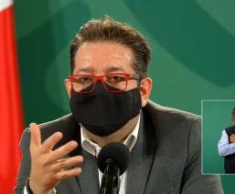 México llega a las 187 mil 187 defunciones a causa del Covid-19, martes 2 de marzo