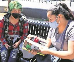 Mexiquense asegura que ser 'neni' no da vergüenza... da dinero
