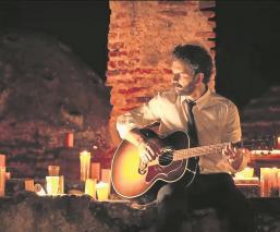 Ricardo Arjona anuncia 'Hecho a la Antigua', un concierto streaming desde Guatemala