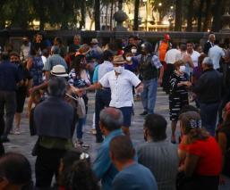Alistan plan para proteger la Semana Santa del Covid-19, en la CDMX