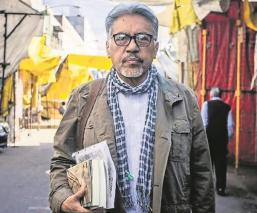 Fallece Alfonso Hernández investigador y cronista urbano de la CDMX, tenía Covid