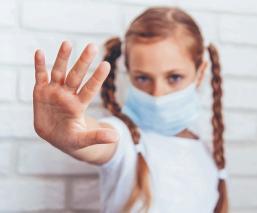 Males emocionales de niños en pandemia