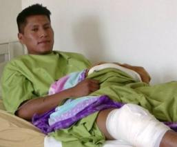 """Sobreviviente del Chapecoense vuelve a vivir mortífero accidente, lo llaman """"el protegido"""""""