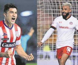 Checa dónde ver el partido del Atlético de San Luis vs Toluca, de la Jornada 10 de la Liga