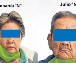 Detienen a abuelitos que vendían mariguana en Morelos, tenían tres bolsas con hierba