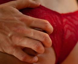 El vibrador de mi novia le hace el sexo más rico