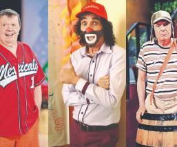 Cepillín y su ruda pelea vs Chabelo y Chespirito; fiestas de narcos y ser el mejor de la TV