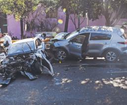 Hombre auxilia a lesionados de accidente pero muere brutalmente atropellado, en CDMX