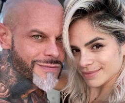 La modelo Michelle Lewin presume la recuperación de su esposo, tras delicada cirugía