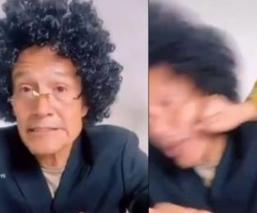 Luis Hernández se burla de David Faitelson, recrea trancazo que le dio Cuauhtémoc Blanco