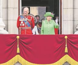 Así fue la vida del príncipe Felipe, esposo de la reina Isabel II de Inglaterra