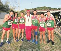 Atleta, María Fernanda Sandoval confirmó su regreso a las competencias internacionales