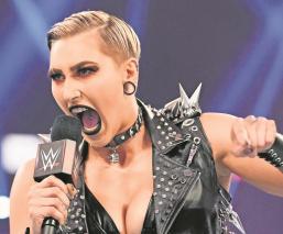 Rhea Ripley quiere acabar con el reinado que ostenta la japonesa Asuka, en la Wrestlemania
