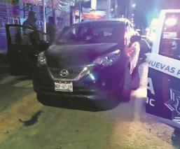 Tras balacera, policías exterminan a presunto robacoches y detienen 2 cómplices en Edomex