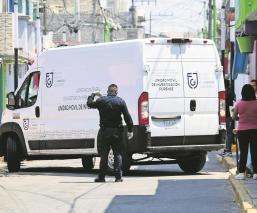 """Tras una riña familiar, asesinan a """"El Apache""""  en la alcaldía Iztapalapa"""