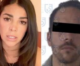 Daniela Berriel informa que juez liberó a hombre que abusó de ella, ahora teme por su vida