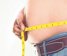 Elimina los peligrosos kilos de más