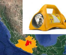 Sigue sin aparecer fuente radiactiva robada en Edomex, estos estado están en alerta