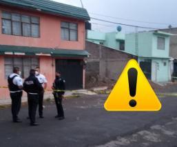 Asesinan a balazos a un hombre en Ecatepec, su esposa ya se lo había advertido