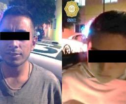 Atoran a un hombre y a tres mujeres después de entrar a robar una casa, en CDMX
