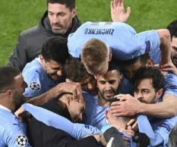 Manchester City regresa a semifinales de Champions