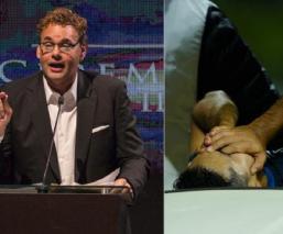 """Faitelson respalda juego violento del Olimpia: El América """"se arrugó"""""""