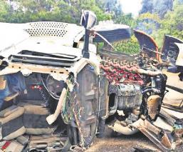 Conductor va a exceso de velocidad, pierde control y muere en la Tenango-Ixtapan