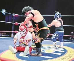 Microman está listo para celebrar a los niños el 24 de abril en la Arena México