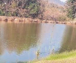 Carlos Alberto quería echarse un chapuzón para refrescarse y muere ahogado, en el Edomex