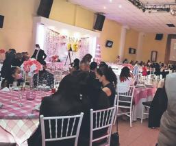 Dispersan a más de 300 personas en dos fiestas de XV años en Ecatepec, líder en Covid