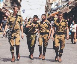 Israel elimina el uso obligatorio de cubrebocas para dar un paso hacia la nueva normalidad