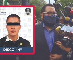 """Dictan prisión preventiva a Diego """"N"""" por atropellar a Polly y a Fernanda, en CDMX"""
