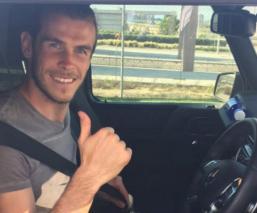 Gareth Bale (Foto: Instagram)