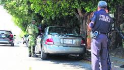 Morelos despojan a mujer de 100 mil pesos Cuernavaca enfrentamiento a balazos