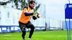 Iker Casillas Cruz Azul