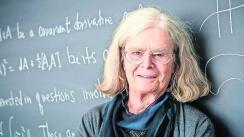 Karen Uhlenbeck Primera mujer Gana premio Abel Matemáticas