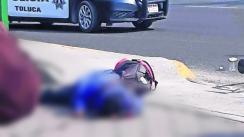 Motociclistas matan a tiros