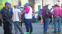 Michoacán Asesinato de el presidente municipal