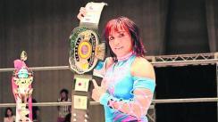 Arena México, CMLL, Campeonato Mundial de Peso Completo, Arena México Guadalupe, Ramona Olvera, María Elena Santamaría Gómez