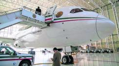 empresas internacionales estadounidenses quieren comprar avión presidencial méxico