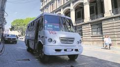 Transporte público en Morelos registra pérdidas económicas, no les alcanza ni para la cuenta