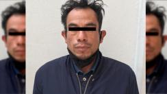 Hombre que estranguló a su mujer ya fue detenido en el Edomex, es acusado de feminicidio
