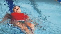 Nadadora morelense va por sus séptimos Juegos Paralímpicos, rumbo a Tokio