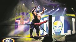 El Gallito va contra Microman, el tapatío se declara listo para ganarle en la Arena México