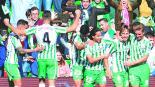 Diego Lainez debuta Betis triunfo Girona Liga Española