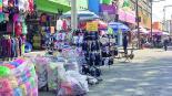 Edomex Toluca Comercio informal  trafico  Isidro Fabela